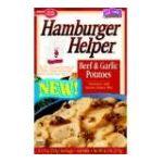 Hamburger Helper - Home-cooked Skillet Meal 0016000295209  / UPC 016000295209