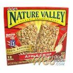 Nature Valley - Crunchy Granola Bars Apple Crisp 0016000295704  / UPC 016000295704