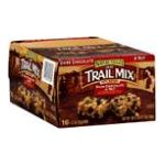 Nature Valley - Chewy Trail Mix Bars 0016000346284  / UPC 016000346284