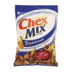 General Mills -  General Mills Avtsn35181 Chex Mix Traditional Flavor Bags Per Box 0016000351813