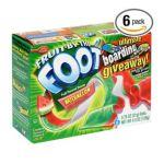 General Mills -  Fruit The Foot Watermelon 0016000367807