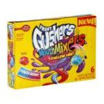 General Mills -  Fruit Gushers Fruit Flavored Snacks Mouth Mixers Punch Berry Pouches Pack Of 0016000405080