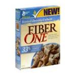 Fiber One - Fiber One Frosted Shredded Wheat Cereal 0016000407688  / UPC 016000407688