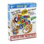 General Mills -  Cereal 0016000410367