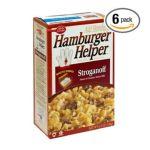 Hamburger Helper - Home-cooked Skillet Meal 0016000411500  / UPC 016000411500