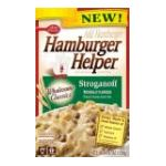 Hamburger Helper - Stroganoff 0016000411845  / UPC 016000411845