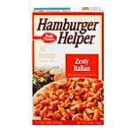Hamburger Helper - Home-cooked Skillet Meal 0016000412606  / UPC 016000412606