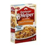 Hamburger Helper - Classic Hashbrowns Cheesy 1 Box 0016000413399  / UPC 016000413399