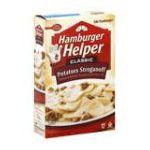 Hamburger Helper - Potatoes & Sauce Mix 0016000413603  / UPC 016000413603