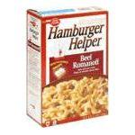 Hamburger Helper - Home Cooked Skillet Meal 0016000414303  / UPC 016000414303