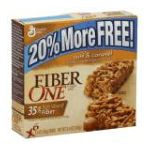 Fiber One - Chewy Bars 0016000419261  / UPC 016000419261