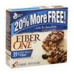 Fiber One - Chewy Bars 0016000419278  / UPC 016000419278