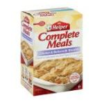Betty Crocker - Complete Meal Chicken & Biscuit Meal 0016000419674  / UPC 016000419674