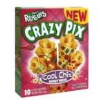 General Mills -  Fruit Flavored Snacks Cool Chix Berry Wave 0016000421882