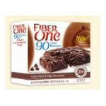 Fiber One - 90 Calorie Brownie Fudge 0016000423718  / UPC 016000423718
