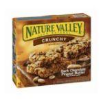 Nature Valley - Dark Chocolate Peanut Butter Crunchy Granola Bars 0016000425910  / UPC 016000425910