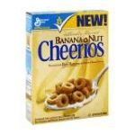 General Mills -  Cheerios Banana Nut Cereal 0016000429734