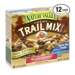 Nature Valley - Chewy Trail Mix Bars 0016000432406  / UPC 016000432406