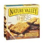 Nature Valley - Granola Thins Bar 0016000435087  / UPC 016000435087
