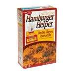 Hamburger Helper - Home-cooked Skillet Meal 0016000436749  / UPC 016000436749