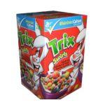 General Mills -  General Mills Swirls Breakfast Cereal Value Box 0016000438736