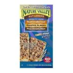 Nature Valley - Nut Lovers Variety Pack 0016000441453  / UPC 016000441453