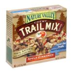 Nature Valley - Chewy Trail Mix Bars 0016000452107  / UPC 016000452107