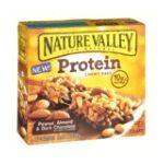 Nature Valley - Protein Bars Peanut Almond And Dark Chocolate 0016000457249  / UPC 016000457249
