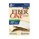 Fiber One - Toaster Pastry 0016000457522  / UPC 016000457522