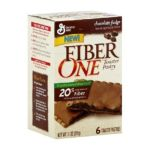 Fiber One - Toaster Pastry Chocolate Fudge 0016000457546  / UPC 016000457546