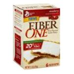 Fiber One - Toaster Pastry 0016000457553  / UPC 016000457553