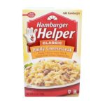 Hamburger Helper - Skillet Meal Home Cooked Philly Cheesesteak 0016000472006  / UPC 016000472006