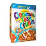 General Mills -  Cinnamon Toast Crunch Cereal Box 3 lb 0016000478961
