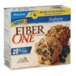 Fiber One - Muffins 0016000480629  / UPC 016000480629