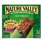 Nature Valley - Granola Bars Crunchy Oats 'n Honey 0016000486003  / UPC 016000486003