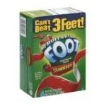 General Mills -  Flavored Snacks Strawberry 0016000493001