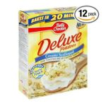 Betty Crocker - Deluxe Creamy Scalloped Potatoes Boxes 0016000505100  / UPC 016000505100