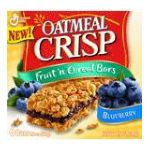 General Mills -  Fruit 'n Cereal Bars 0016000611306