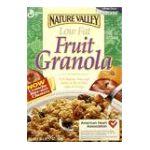Nature Valley - Low Fat Fruit Granola 0016000651104  / UPC 016000651104
