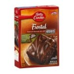 Betty Crocker - Frosted Brownie Mix 0016000813335  / UPC 016000813335