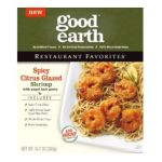 Good Earth - Restaurant Favorites Spicy Citrus Glazed Shrimp With Angel Hair Pasta 0016000822344  / UPC 016000822344