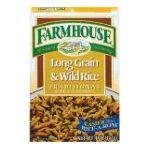General Mills -  Long Grain & Wild Rice Dish 0016000973602