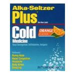 Alka-seltzer - Cold Medicine 20 tablet 0016500046202  / UPC 016500046202