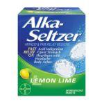 Alka-seltzer - Antacid & Pain Relief Medicine 24 tablet 0016500048107  / UPC 016500048107