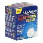 Alka-seltzer - Antacid Medicine 24 effervescent tablet 0016500500551  / UPC 016500500551