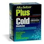 Alka-seltzer -  Cold Formula 36 tablet 0016500505884