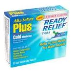 Alka-seltzer -  Cold Medicine 12 tablet 0016500514886