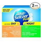 Alka-seltzer - Day & Night Effervescent Tablets 20 tablet 0016500537694  / UPC 016500537694