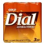 Dial -  Antibacterial Soap Gold 0017000001609