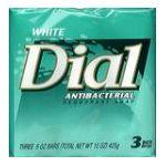 Dial -  Antibacterial Deodorant Soap White 0017000001623